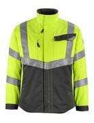 15509-860-1718 Jacket - hi-vis yellow/dark anthracite