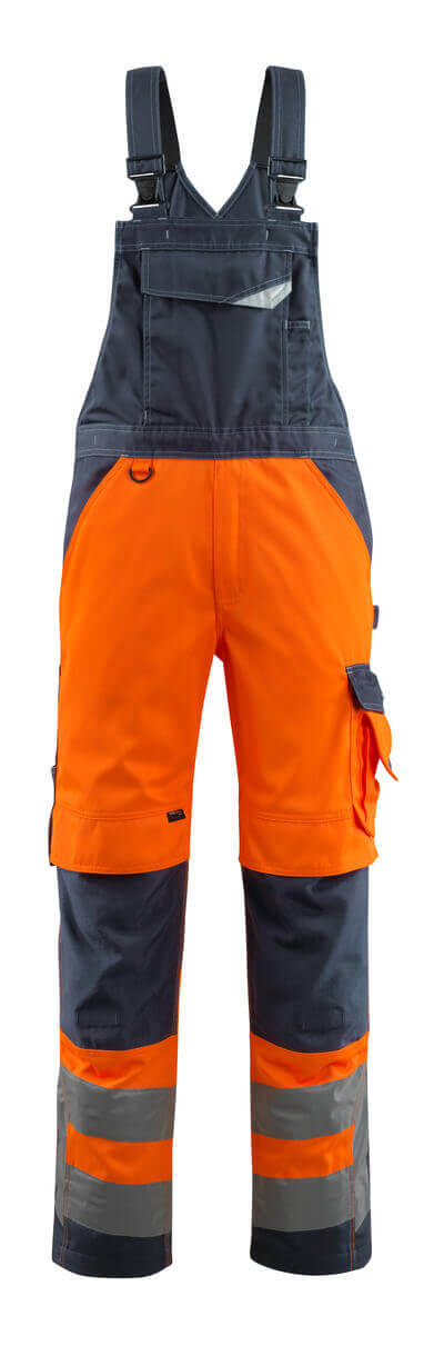 Mascot MASCOT® Newcastle hi-vis orange/schwarzblau