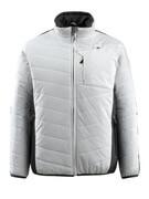 15615-249-0618 Thermal Jacket - white/dark anthracite