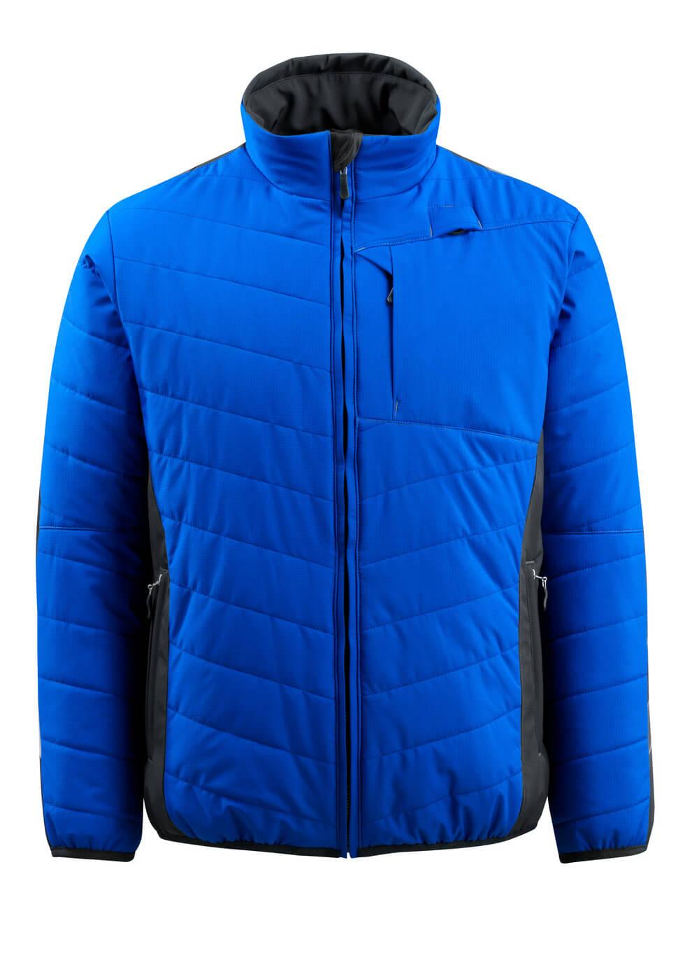 15615-249-11010 Thermal Jacket - royal/dark navy