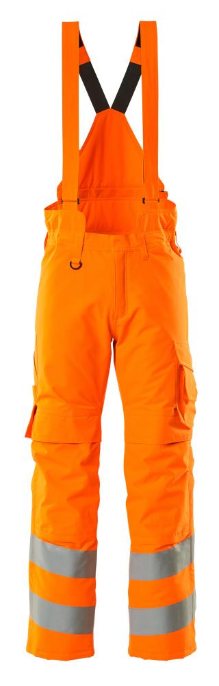15690-231-14 Winter Pants - hi-vis orange