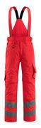 15690-231-222 Winter Pants - hi-vis red