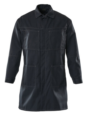 15759-330-010 Warehouse Coat - dark navy