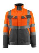 15909-948-1418 Jacket - hi-vis orange/dark anthracite