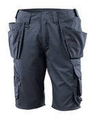 16049-230-010 Shorts with holster pockets - dark navy