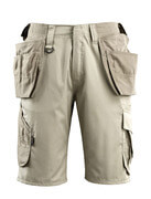 16049-230-55 Shorts with holster pockets - light khaki