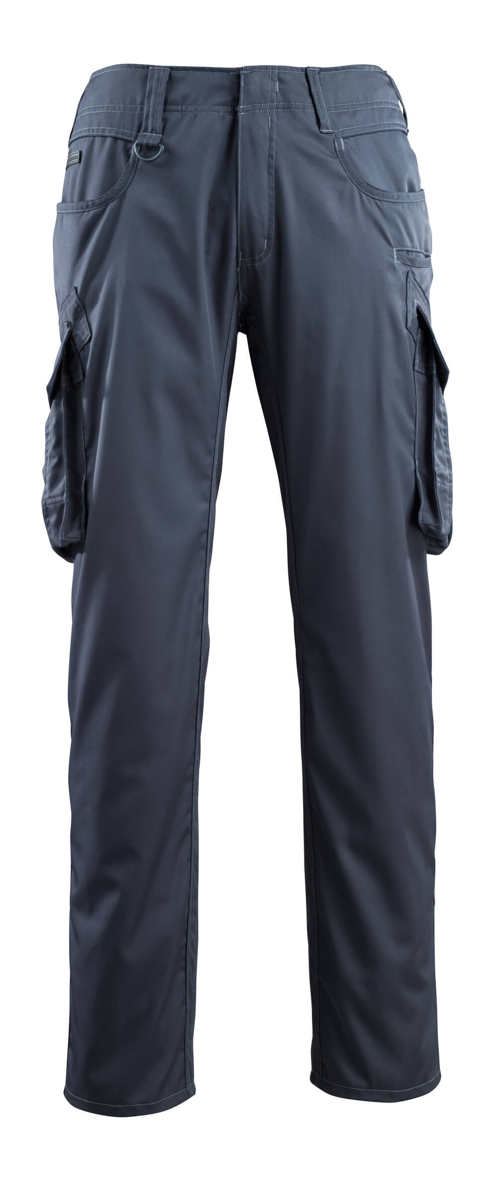 16179-230-010 Pants with thigh pockets - dark navy