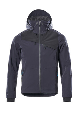 17001-411-01009 Jacket - dark navy/black
