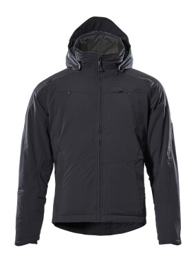 17035-411-09 Winter Jacket - black