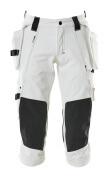 17049-311-010 ¾ Length Pants with kneepad pockets and holster pockets - dark navy