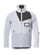 17101-311-0618 Jacket - white/dark anthracite