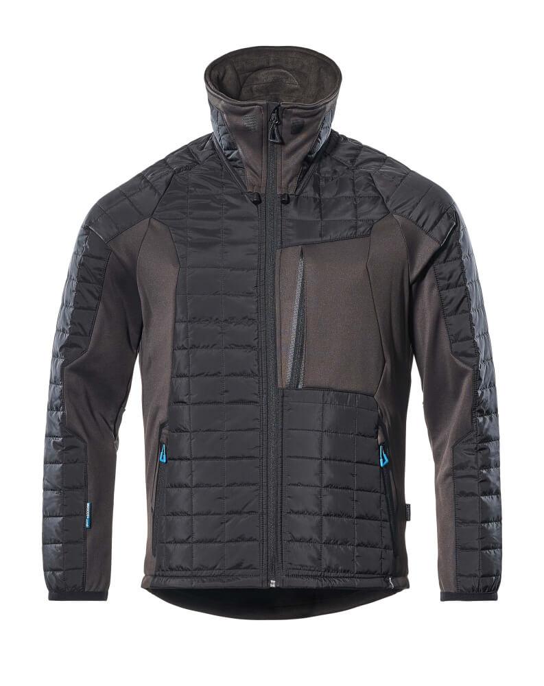 17115-318-0918 Jacket - black/dark anthracite