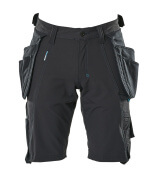 17149-311-010 Shorts with holster pockets - dark navy