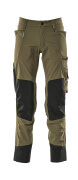 17179-311-010 Pants with kneepad pockets - dark navy