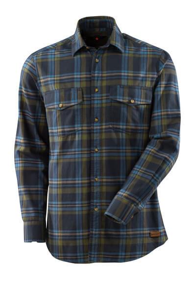 17204-991-01085 Shirt - dark navy/stone blue