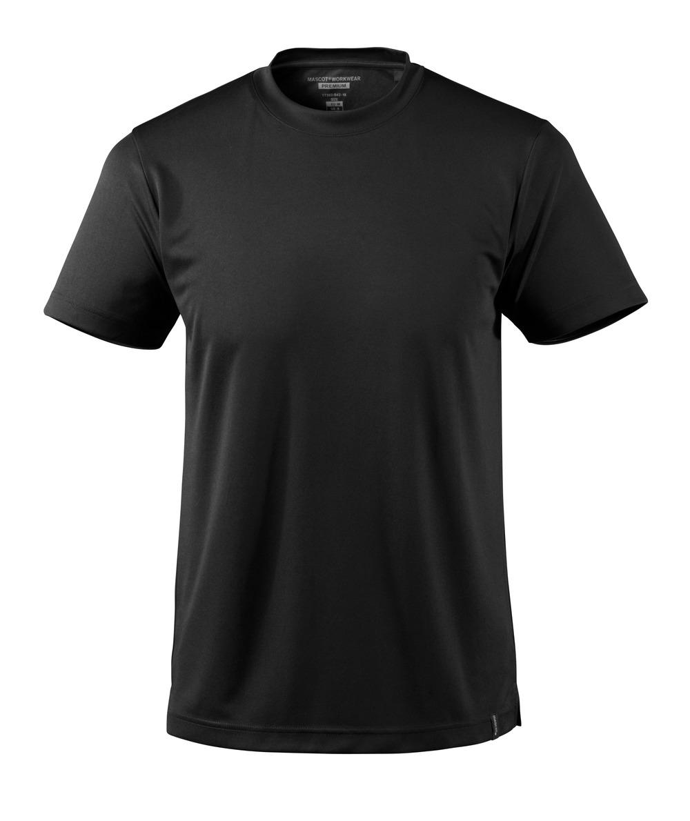 17382-942-09 T-shirt - black