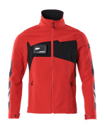 18101-511-20209 Jacket - traffic red/black