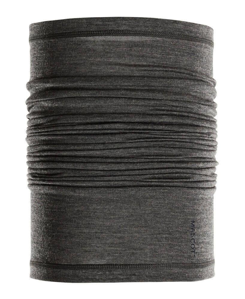 18250-803-189 Neck Warmer - dark anthracite-flecked