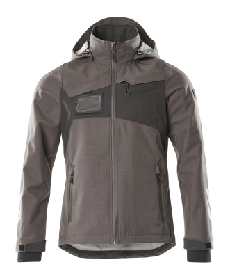 Outer shell jacket, waterproof
