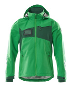 18301-231-33303 Outer Shell Jacket - grass green/green