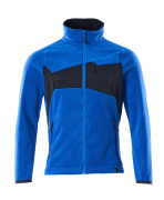 18303-137-91010 Fleece Jacket - azure blue/dark navy