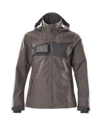 Outer shell jacket, waterproof, women