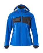 18311-231-91010 Outer Shell Jacket - azure blue/dark navy