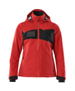 18345-231-20209 Winter Jacket - traffic red/black