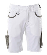 18349-230-0618 Shorts - white/dark anthracite
