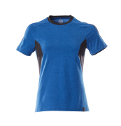 18392-959-91010 T-shirt - azure blue/dark navy