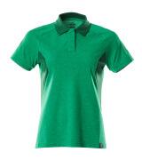 18393-961-33303 Polo shirt - grass green/green