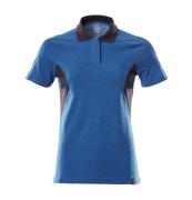 18393-961-91010 Polo shirt - azure blue/dark navy