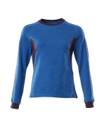 18394-962-91010 Sweatshirt - azure blue/dark navy