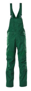 18569-442-03 Bib & Brace with kneepad pockets - green