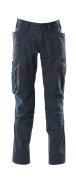 18579-442-010 Pants with kneepad pockets - dark navy