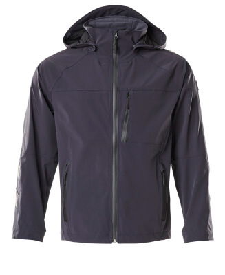 Outer shell jacket, stretch, waterproof