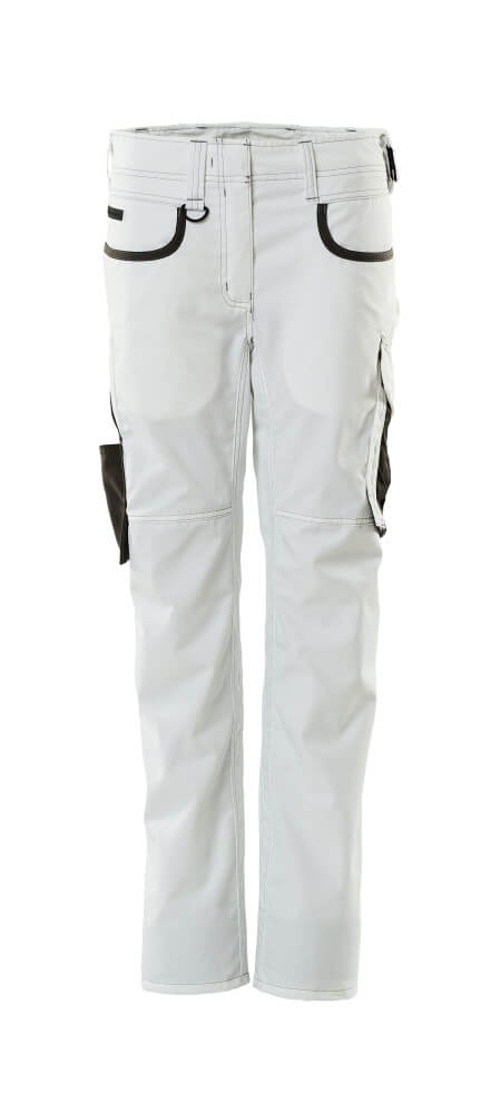 18688-230-0618 Pants - white/dark anthracite