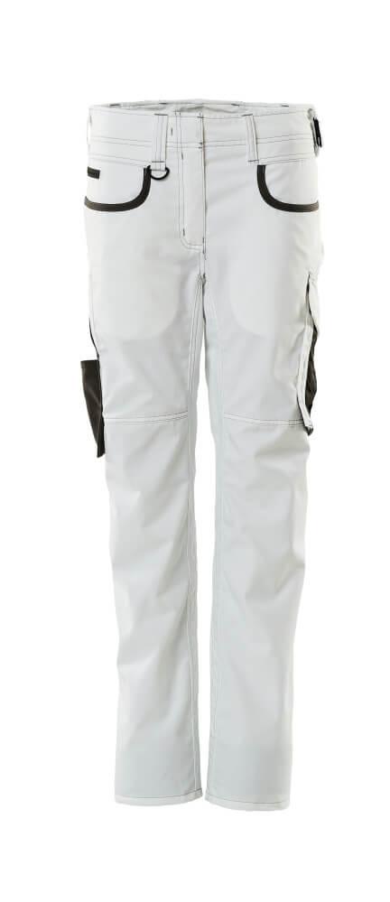 18688-230-0618 Pants - white/dark anthracite
