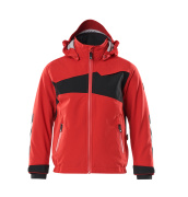 18935-249-20209 Winter Jacket for children - traffic red/black