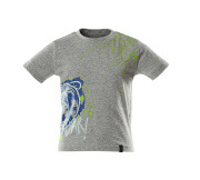 18982-965-08 T-shirt for children - grey