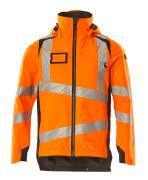 19001-449-1418 Outer Shell Jacket - hi-vis orange/dark anthracite
