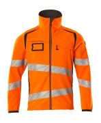 19002-143-1418 Softshell Jacket - hi-vis orange/dark anthracite