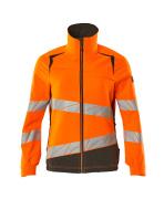 19008-511-1418 Jacket - hi-vis orange/dark anthracite