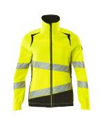 19008-511-1709 Jacket - hi-vis yellow/black