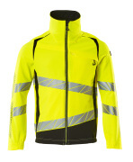 19009-511-1709 Jacket - hi-vis yellow/black