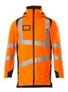 19030-449-14010 Parka Jacket - hi-vis orange/dark navy