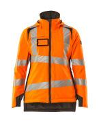 19045-449-1418 Winter Jacket - hi-vis orange/dark anthracite
