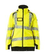 19045-449-1709 Winter Jacket - hi-vis yellow/black