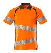 19083-771-1418 Polo shirt - hi-vis orange/dark anthracite