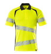 19083-771-1709 Polo shirt - hi-vis yellow/black